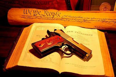 clinging bibles guns rights communist freaks twist world hands hearts