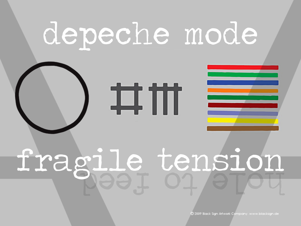 Depeche Mode – Fragile Tension Lyrics | Genius Lyrics