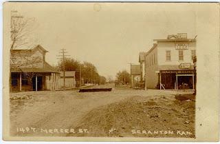 Civil War Days Amp Those Surnames Kansas Towns I Knew