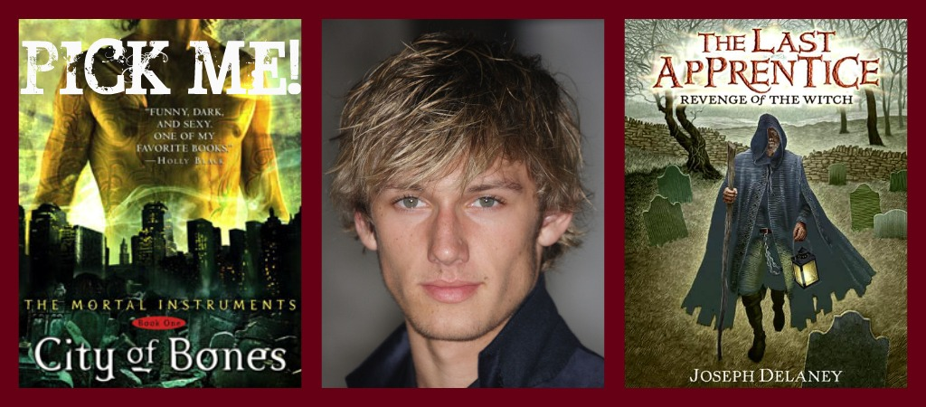 Alex Pettyfer: The Mortal Instruments or The Last Apprentice?