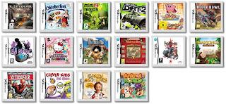 DS/DSi releases for September 2009