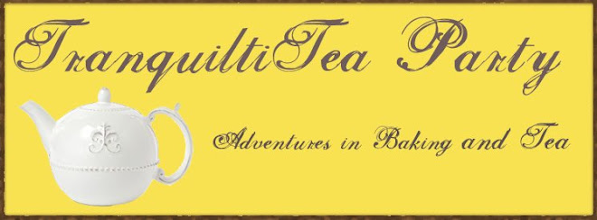 Tranquilitea Party - Adventures in Baking & Tea