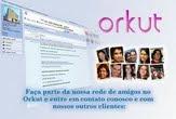 Meu Orkut.