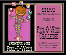 EHAAG~   Fool~o~ween Challenge for April