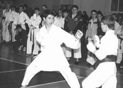 future karate masters