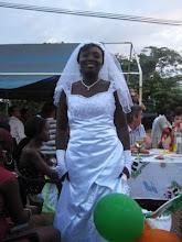 Mariage en blanc à Apatou