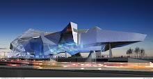 Le futur musée des Confluences