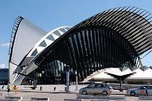gare TGV de l'aéroport Saint-Exupéry