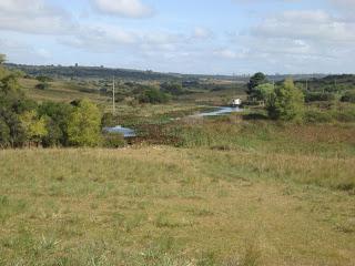 Corsan realiza limpeza nas barragens do município