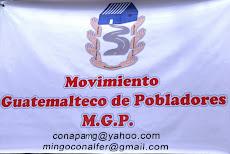 Movimiento Guatemalteco de Pobladores