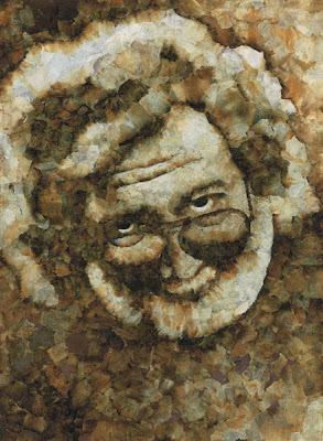 Amazing Roach Paper Mosaics Art Seen On www.coolpicturegallery.us
