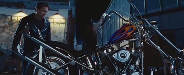 Chopper movie script