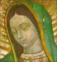 Sitio consagrado a Nuestra Señora de Guadalupe