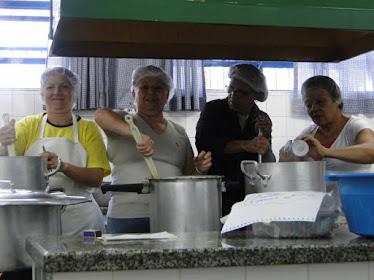 Cozinha do Arraiá