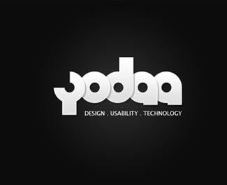 49 Logotipos Creativos Negro y Blanco