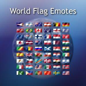 iconos de banderas del mundo