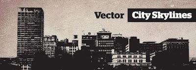 vectores de ciudades