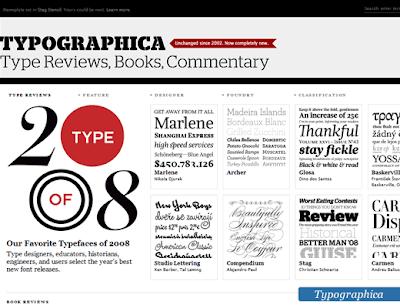 inspiracion con tipografia