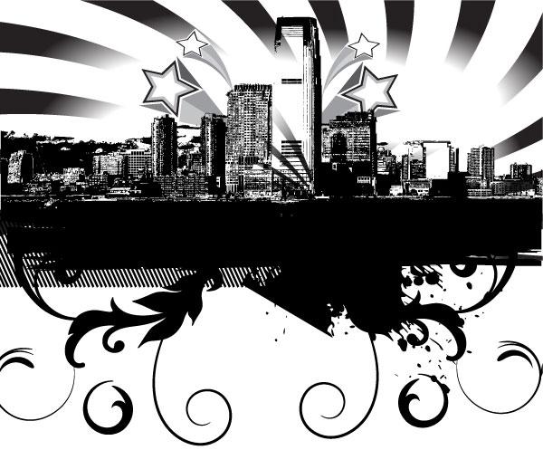 Vectores+ciudad