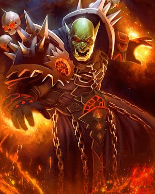 Warcraft ilustraciones