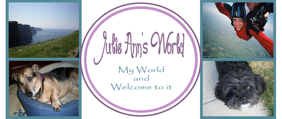 Julie-Ann's World