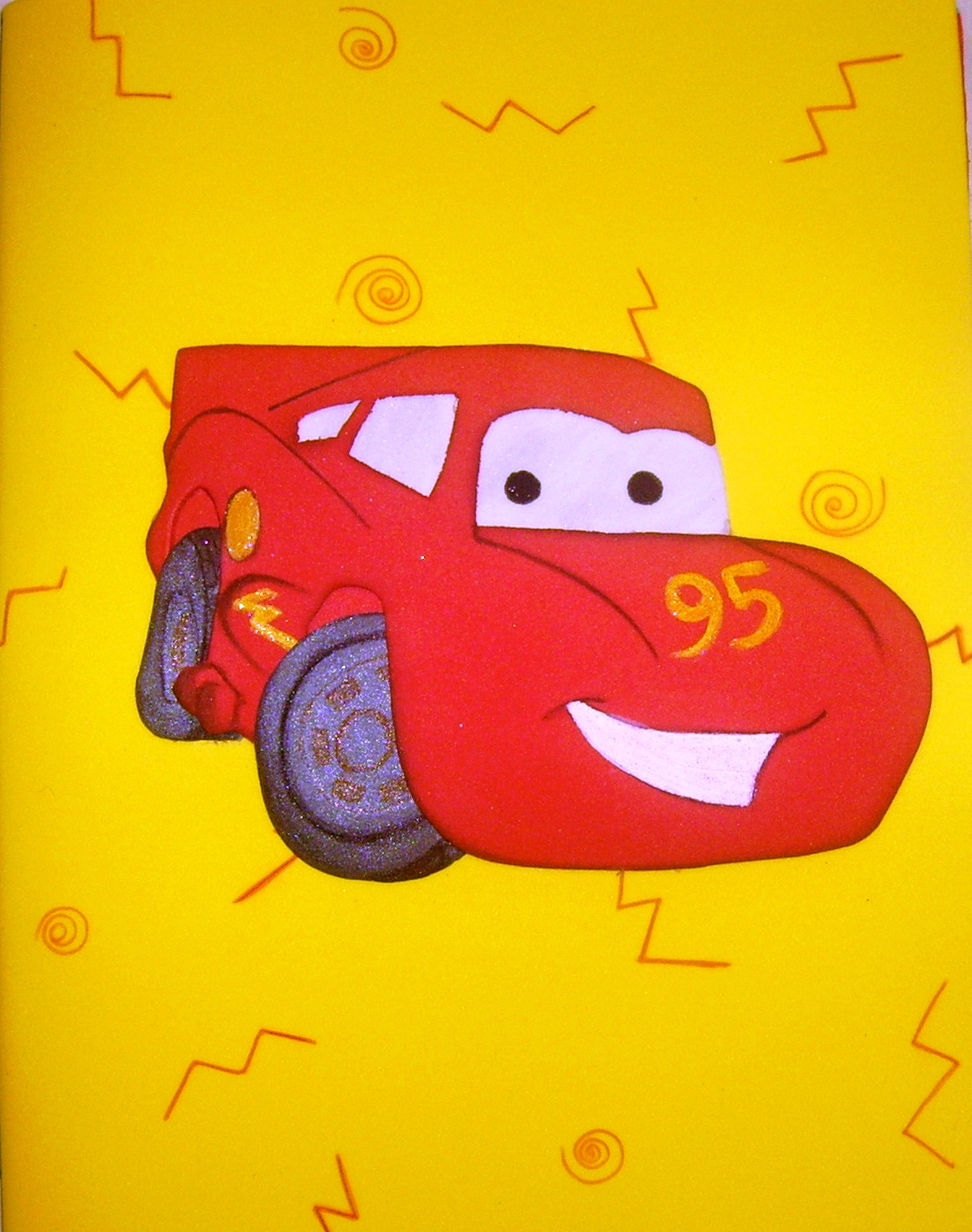 Como Hacer Un Cars Con Fomi | apexwallpapers.com