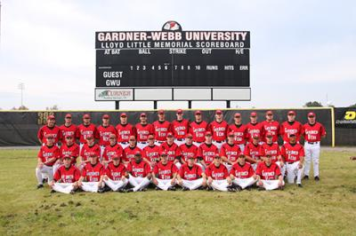 2009 GWU Baseball team