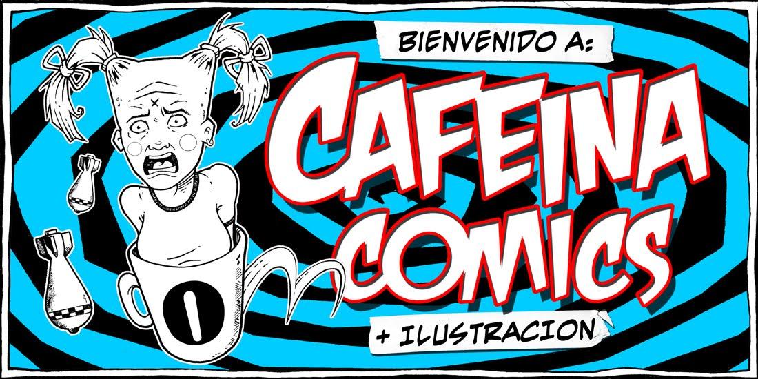 CAFEINA COMICS