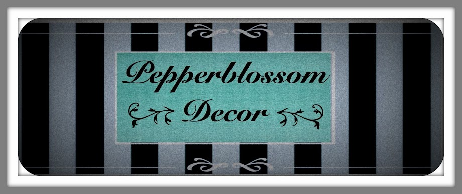 pepperblossom decor