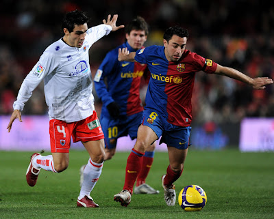 xavi+barcelona+hernandez Xavi, Alonso And The Secret Of Great Playmakers