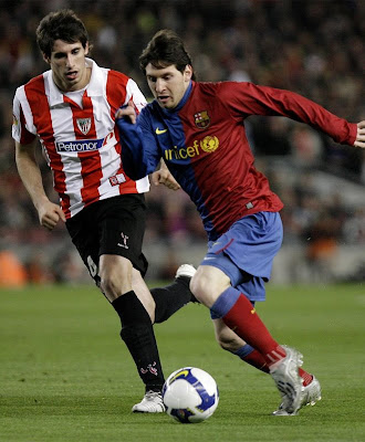 lionel messi pictures. Lionel Messi of Barcelona