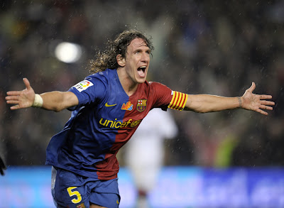 Carles Puyol on Fc Barcelona Blog  Bar  A Transfer Zone  Happy Birthday  Carles Puyol