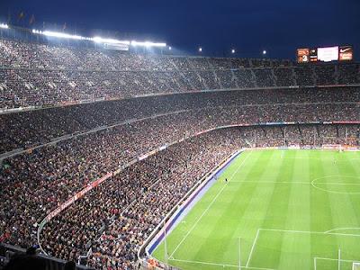 barcelona fc stadium. FC Barcelona is often known