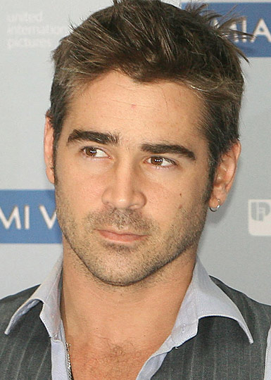 Colin Farrell: A Real Irish Hearthrob (with images