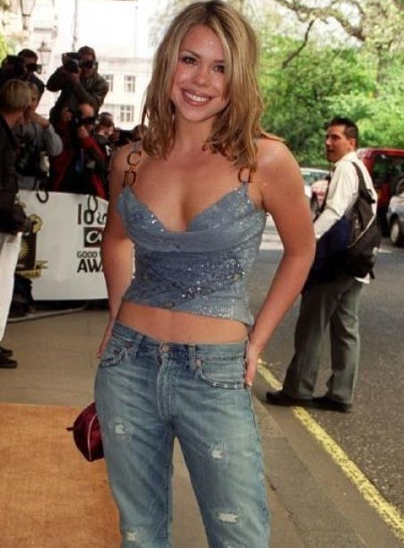 Billie Piper Measurements Bra Cup Breasts Hips Body Size
