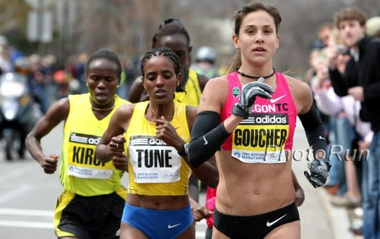 Recovox News: Kara Goucher and Tera Moody collapse during