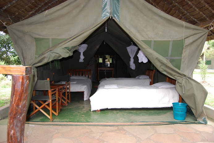Enchoro Safari Tents and Wildlife Camp
