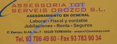 ASSESORIA TOT SERVEIS OROZCO S.L.