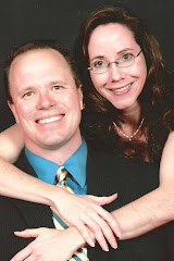 Dr. Jenn and husband, Greg