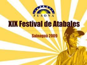 EL FESTIVAL DE ATABALES del 27 al 29 de noviembre de 2009 en Sainaguá, San Cristóbal.
