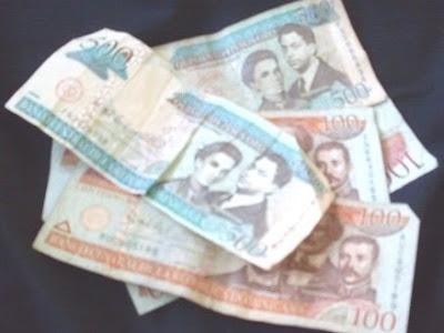 MONTO DE LOS PRESUPUESTOS DE LA REPUBLICA DOMINICANA 1930-1955
