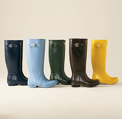Hunter Wellington Boots On Sale for $57.49!