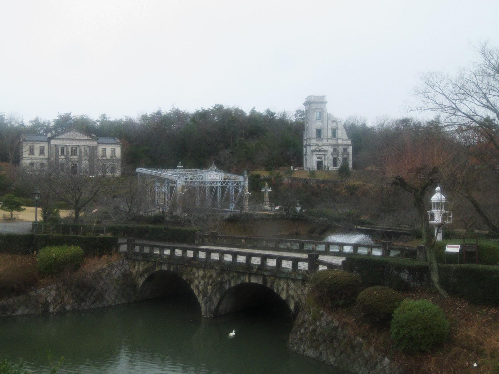 kimagure: Meiji Mura (Village of Meiji Era), Aichi Prefecture