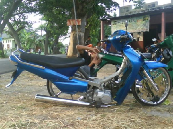 Photo of Motor Modifikasi Ceper