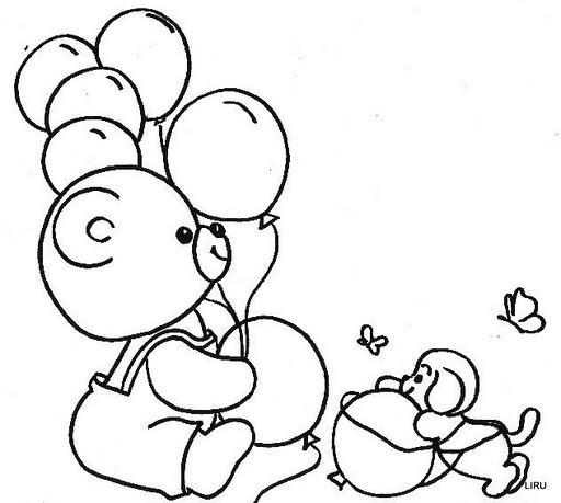 PATRONES PARA BORDAR INFANTILES - Imagui