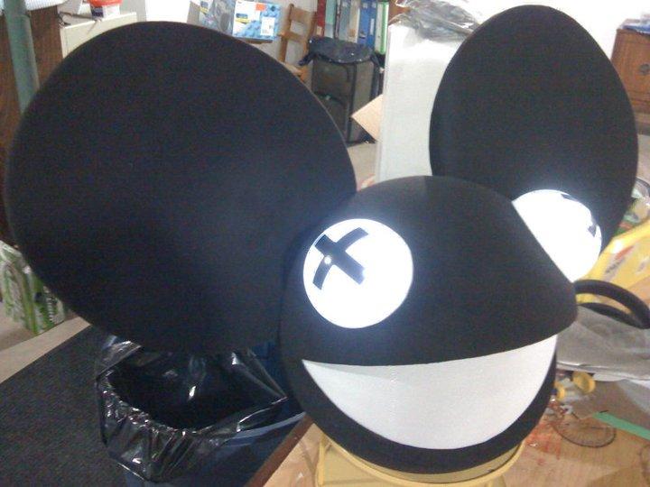 deadmau5 heads for sale now selling deadmau5 heads get yours today - Deadmau5 Halloween Head