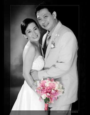Wedding of Paolo and Jenny