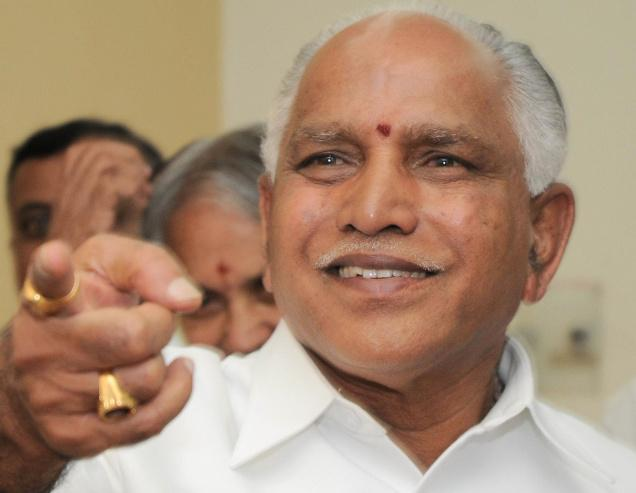 Karnataka-chief-minister-BS-Yeddyurappa
