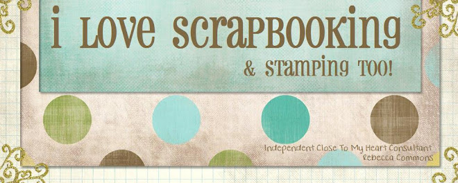 I Love Scrapbooking           ( and Stamping too! )