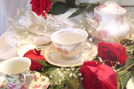 Let's Take Time For Tea .....or Just Quiet Time With God ! :O)